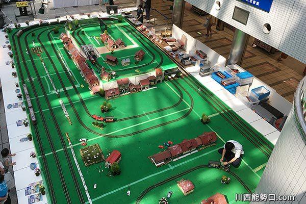 大型鉄道模型(Gゲージ・1番ゲージ)